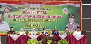 HM Wardan Hadiri Diskusi Panel Pencegahan Radikalisme Dan Terorisme