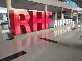 Raja Haji Fisabilillah Airport Tanjungpinang Kembali Beroperasi