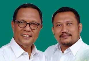 KPU Kampar Umumkan Pasangan Aziz Catur Sebagai Pemenang