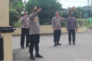 Kapolres Sergai Peritahkan Personelnya Perketat Pengamanan Mako