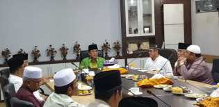 Bupati Inhil Pimpin Rapat Pematangan Konsep Dan Pemodelan Program 1 Desa 1 Rumah Tahfidz