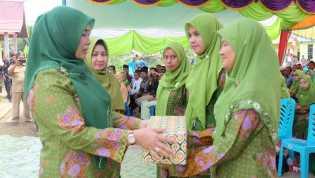 Peran Aktif Kaum Ibu Sangat Penting Dalam Upaya Pembinaan Generasi Muda
