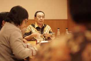 Bupati Inhil Tandatangani MoU Dengan Perusahaan Pengolahan Sabut di Jakarta
