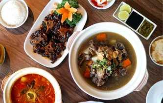 Penang Bistro Central Park, Surganya Kenikmatan Makanan Khas Malaysia