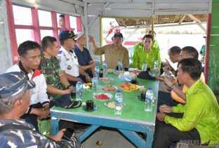 Pulau Berhala di Sergai Siap Menjadi Center Point Ketahanan Nasional Wilayah Barat Indonesia