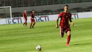 Jumpa Palestina, Beto Minta Suporter Penuhi Stadion