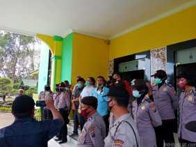 DPP P2SB Geruduk Kantor DPRD dan Kejari, Diminta Usut Dana Refocusing Covid-19