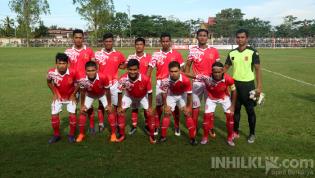 Tak Kunjung Muncul di Stadion Teladan, Persih Tembilahan WO di Medan