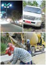 Kaleidoskop: Napak Tilas Pembangunan Jalan Inhil 2014 - 2017