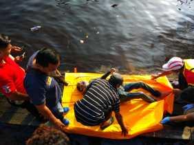 Karyawan PT RSUP Pulau Burung Ditemukan Tewas Mengapung