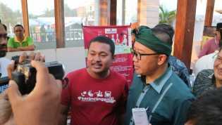 Menteri Pemuda Olahraga Apresiasi Keroncongantar.com di Kuta Bali