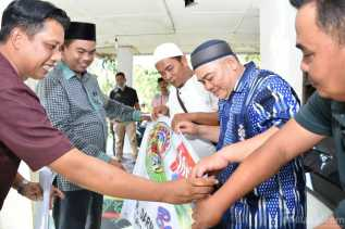H.Darma Wijaya Apresiasi Tim AMAN Bergerak Tanpa Pamrih