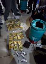 Ditjen Bea Cukai Kepri Gagalkan Aksi Penyelundupan Narkotika Tujuan Sungai Guntung Senilai Rp 17 Milya