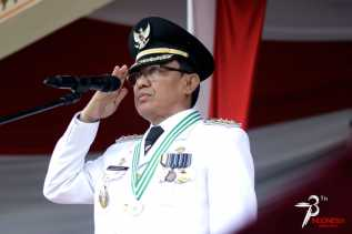 Tepis Pernyataan Penolakan Reses Anggota DPRD Riau, Bupati Inhil: Belum Terima Surat Resmi
