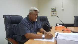 Edy Sindrang Disebut-sebut Kandidat Kuat Calon Ketua DPRD Inhil