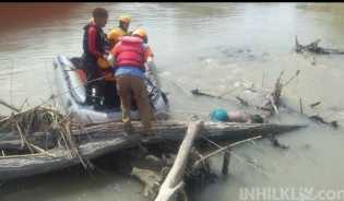 Remaja yang Tenggelam di Sungai Ular Akhirnya Ditemukan Mengambang Tersangkut Kayu