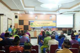 Serap Aspirasi Masyarakat, Pemkab Inhil Gelar Forum Konsultasi Publik
