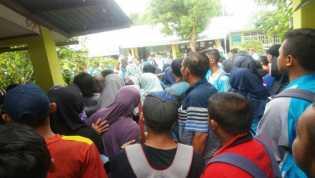 Guru Dipecat Disusul Demo & Mogok Belajar Oleh Siswa SMK, Kepala Sekolah Kabur