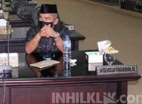 Mosi Tidak Percaya Belum Memenuhi Unsur, Akhirnya Dikembalikan ke Sekretariat DPRD Sergai