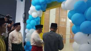 PLN Tembilahan Resmikan Gedung ULP Baru dan Gelar Buka Puasa Bersama