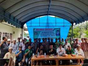 Hari Ananda Terjun ke Masyarakat Dalam Reses perorangan Dapil II Masa Persidangan 1 Tahun 2020
