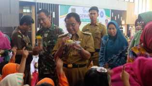 Bupati HM Wardan Buka Lomba Cipta Menu Ikan Tahun 2019