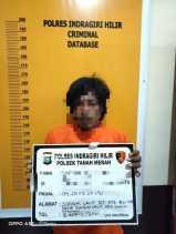 Diduga Jual Shabu, Seorang Pemuda di Desa Sungai Luat Ditangkap Polsek Tanah Merah