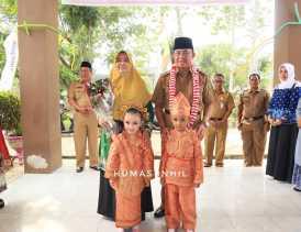 Hari Anak Nasional, Bupati inhil: Anak Indonesia Termasuk Anak Paling Bahagia di Dunia