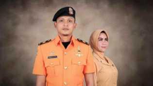 SUNGGUH MENGHARUKAN, Kisah Anggota Basarnas Kehilangan Istri Setelah Bertugas di Palu