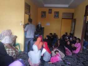Disdukpencapil Rekam E-KTP di Pasar Kembang, Bupati Inhil Apresiasi Upaya 'Jemput Bola' Pelayanan Adminduk