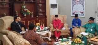 India Tertatik Bangun Pabrik CPO di Riau