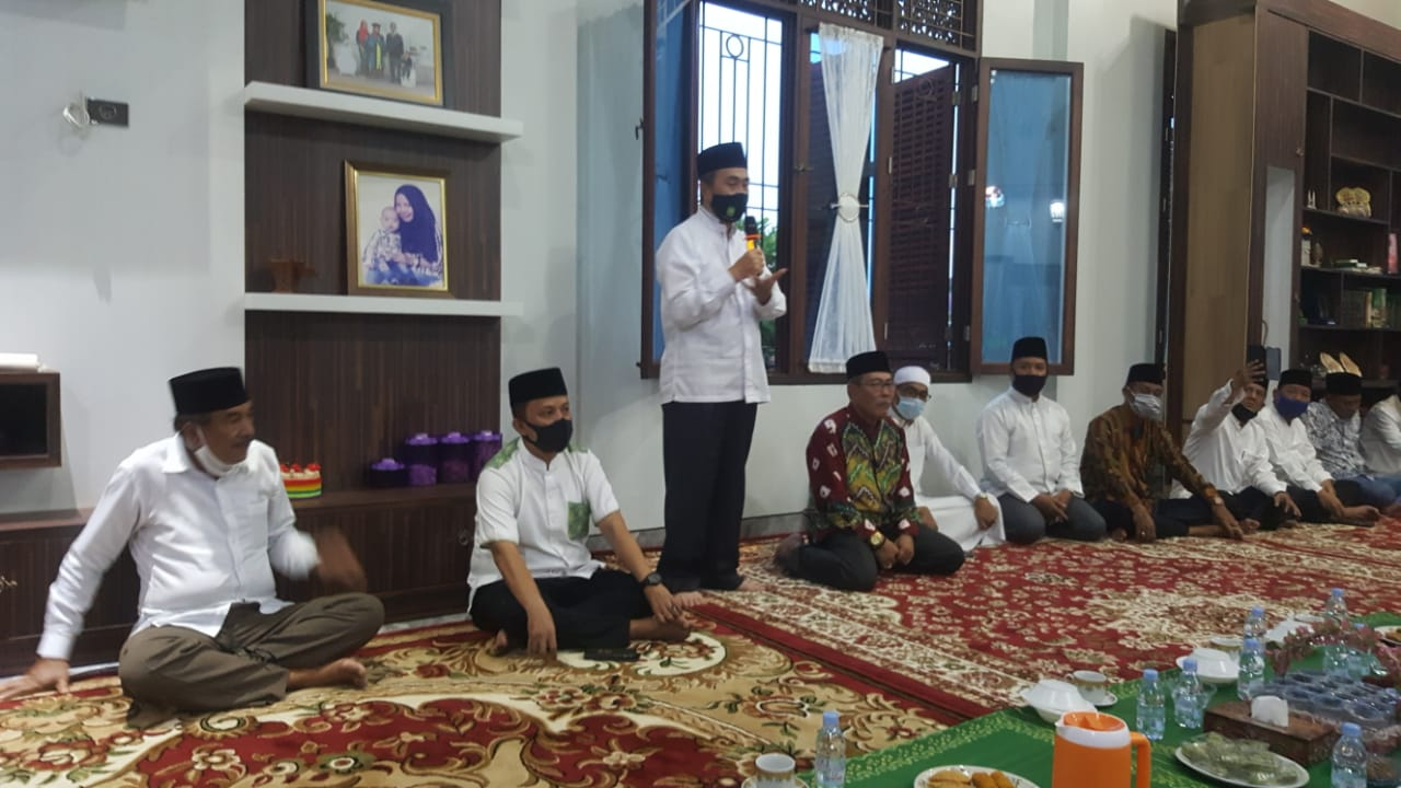 Gubernur Riau Hadiri Peringatan 10 Muharram yang Ditaja Majelis Wirid Masyarakat Banjar