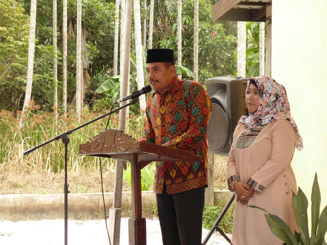 Kelurahan Pangkalan Tujuh Rutin Laksanakan Jum'at bersih