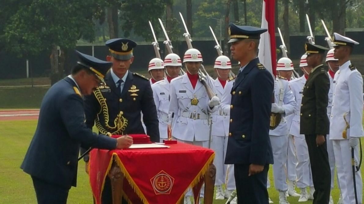 Panglima TNI : Pegang Teguh Sifat Satria Dalam Melaksanakan Tugas