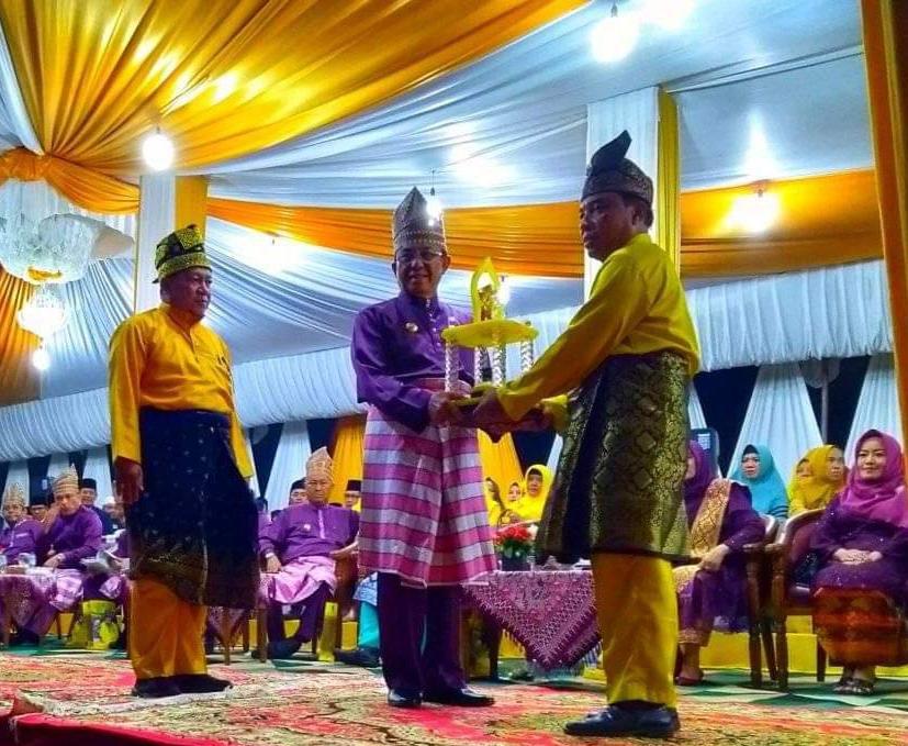 Bupati Berikan Pujian Kepada Tuan Rumah MTQ Ke-49 Tingkat Kabupaten Inhil