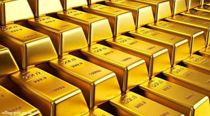 Harga Emas Anjlok Di Akhir Pekan