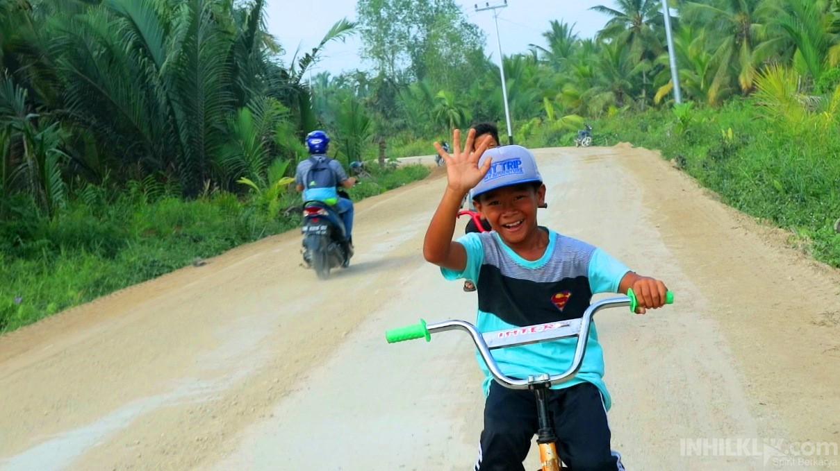 Olahraga Sepeda Kian Memasyarakat di Kabupaten Inhil