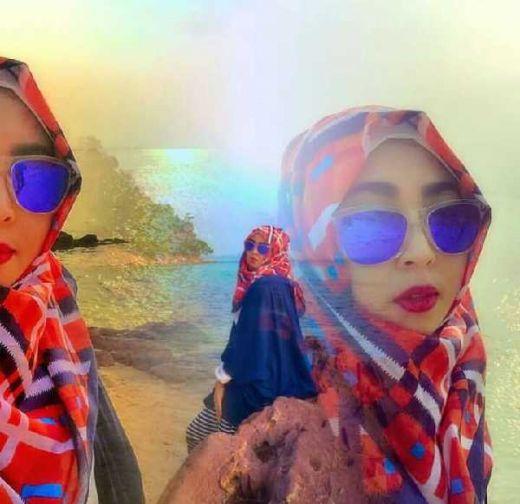Resmi 'Berlabuh' dengan PAN, Pengusaha Cantik Asal Inhil Ini Siap Bertarung di Pemilu 2019