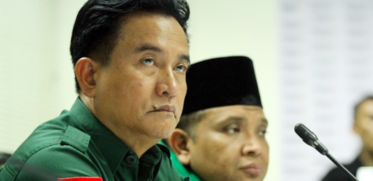 Pendukung Prabowo Marah-marah di Akun Yusril Ihza Mahendra, Ada Apa?