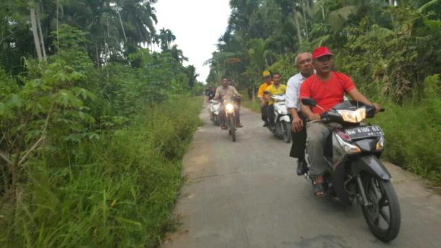 Pemprov Riau Gesa Pembangunan Infrastruktur Jalan dan Jembatan Untuk Buka Daerah Terisolir
