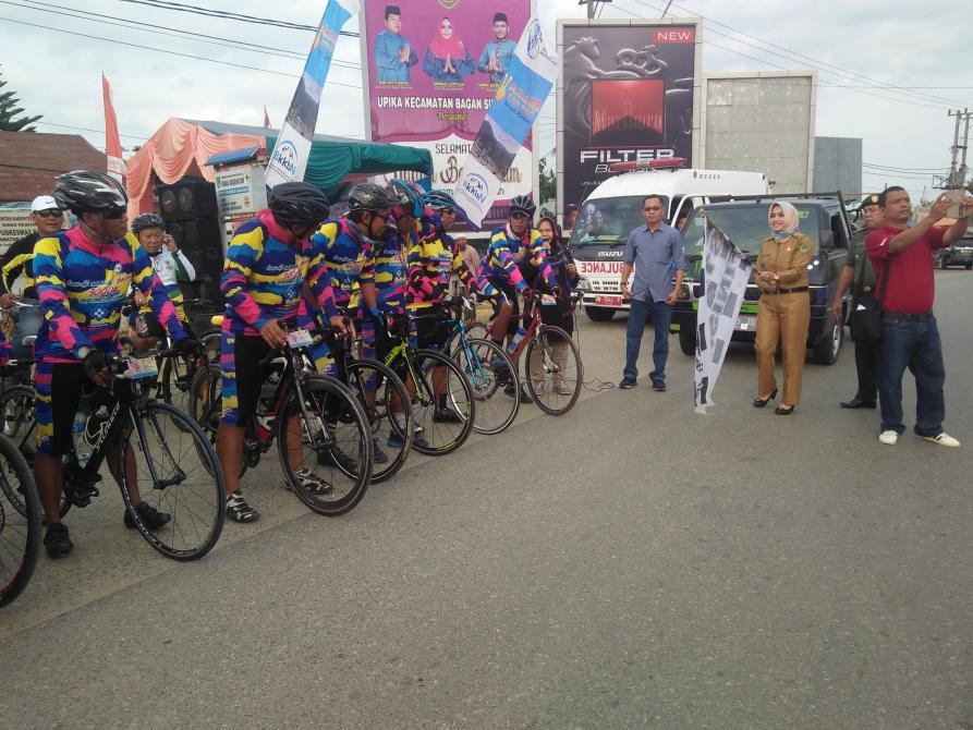 Kadiskes Rohil Lepas Tour De Sabang-Jakarta