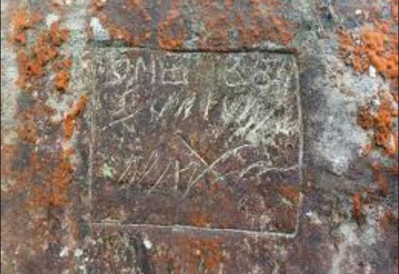 Batu Bertulis 1887 di Sumbar Diduga Terkait Sejarah Kekayaan Perut Bumi