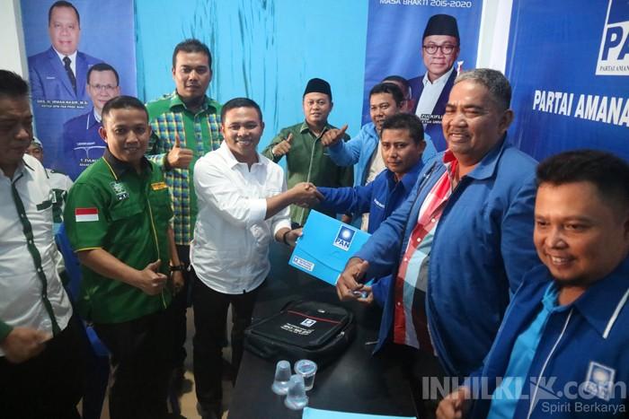 Bertekad Untuk Inhil Yang Lebih Baik, Abdul Wahid Tunjukan Keseriusannya Maju di PILKADA 2018