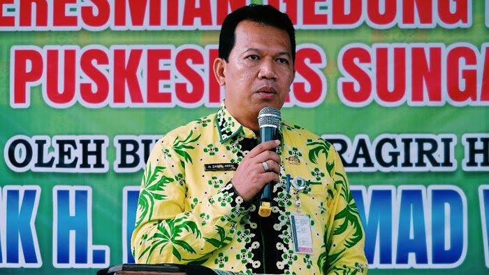 Kabupaten Inhil Tetap Laksanakan Imunisasi Ditengah Pandemi Covid-19