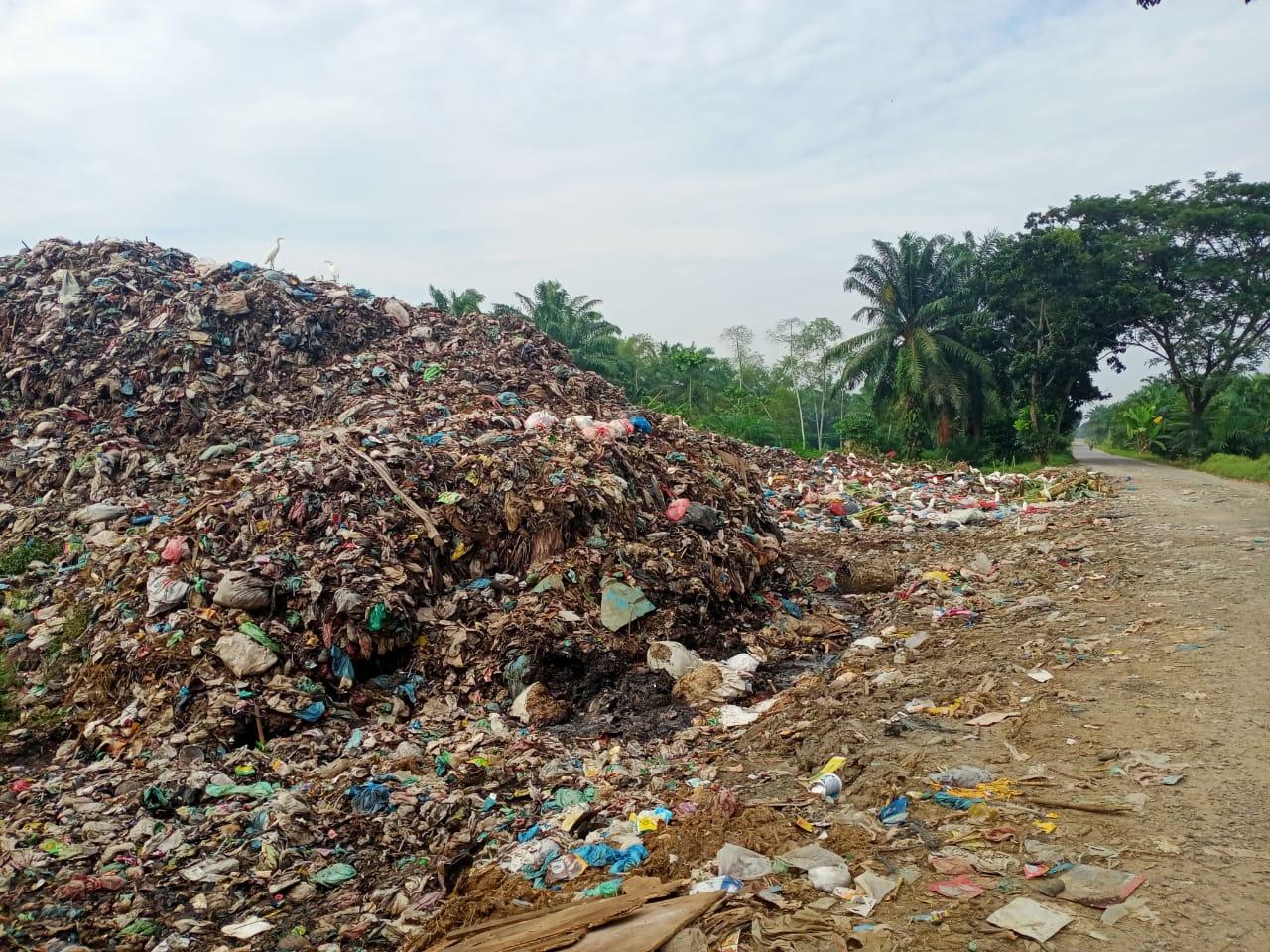 Riski Ramadhan Hasibuan: DPRD Sergai Siap Dukung TPA Dipindahkan Sesuai Standar