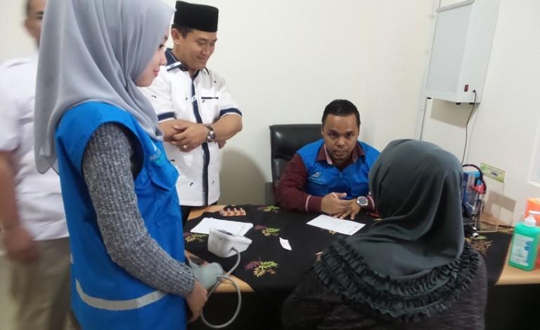 Gerindra Riau Realisasikan Janji Lewat Klinik Kesira Mulia Pratama