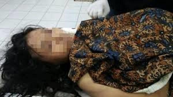 Wanita ini Tewas di Kamar Hotel saat Mesum dengan Selingkuhan, 'CD' Berdarah Diamankan