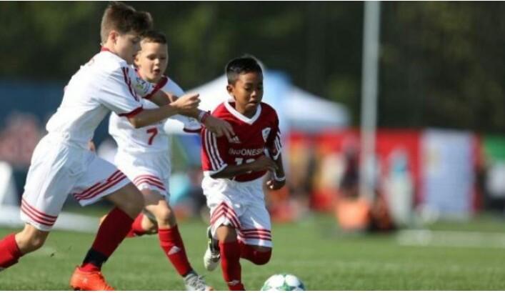 Berlaga di Amerika, Tim Indonesia U-12 Hanya Mampu Finis 8 Besar