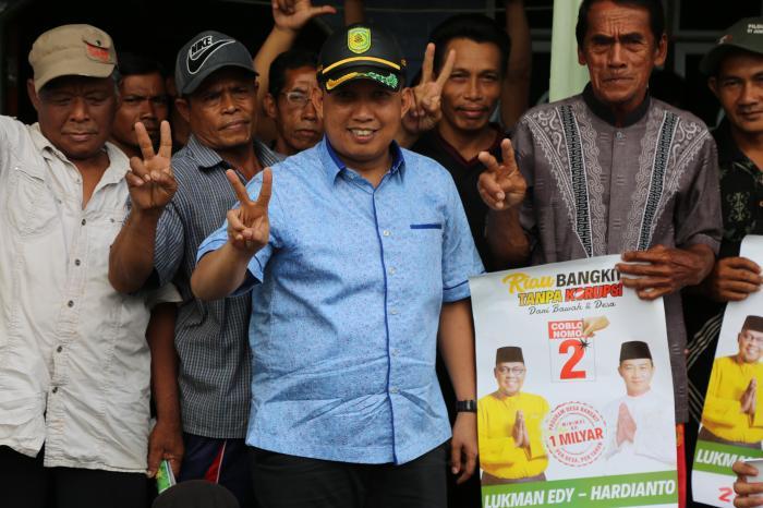 Kader PKB Inhil Diminta Menangkan LE-Hardiyanto dan Ramli-Ali Azhar