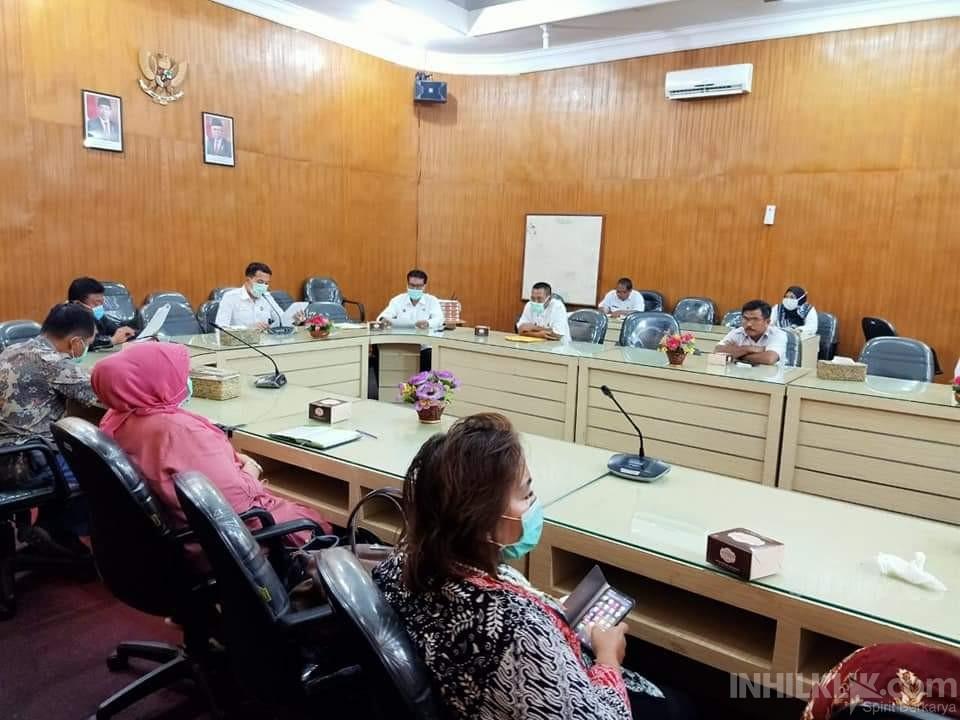 DPRD Sergai Alihkan Anggaran Bimtek dan Reses Sebesar Rp 2,2 M Untuk Penanganan Covid-19